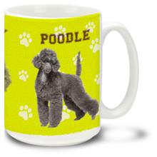 Poodle - 15oz Dog Mug
