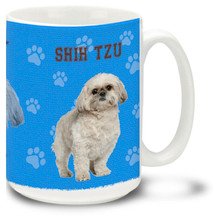 Shih Tzu - 15oz Dog Mug