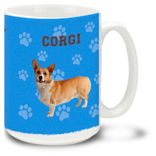 Corgi - 15oz Dog Mug