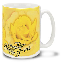 Yellow Rose of Texas - 15oz Mug