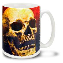 Halloween Horror Skull - 15oz Mug