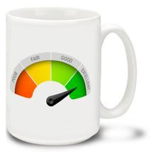 Excellent Meter - 15oz Mug