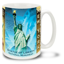 Liberty Enlightening the World - 15oz Mug