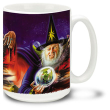 Stonehenge Wizard - 15oz Mug