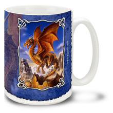 Mountain Dragon - 15oz Mug