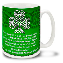 Little Shamrock of Ireland - 15oz Mug