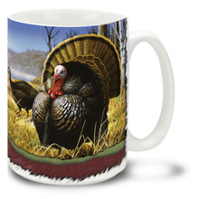 Majestic Spring Turkey - 15oz Mug