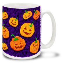 Halloween Pumpkin Patch - 15oz Mug