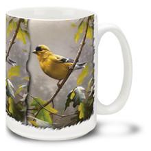 Spring Finch - 15oz Mug