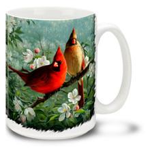 Orchard Cardinal - 15oz Mug