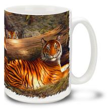 Tiger Den - 15oz Mug