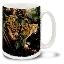 Vantage Point Jaguar - 15oz Mug