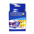 HP Compatible 02 (C8721WN) Black Ink Cartridge