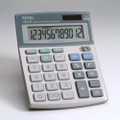 XE48 12-Digit Desktop with Last Digit Erase Calculator