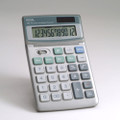 XE72 12-Digit Desktop/Handheld with Last Digit Erase Calculator