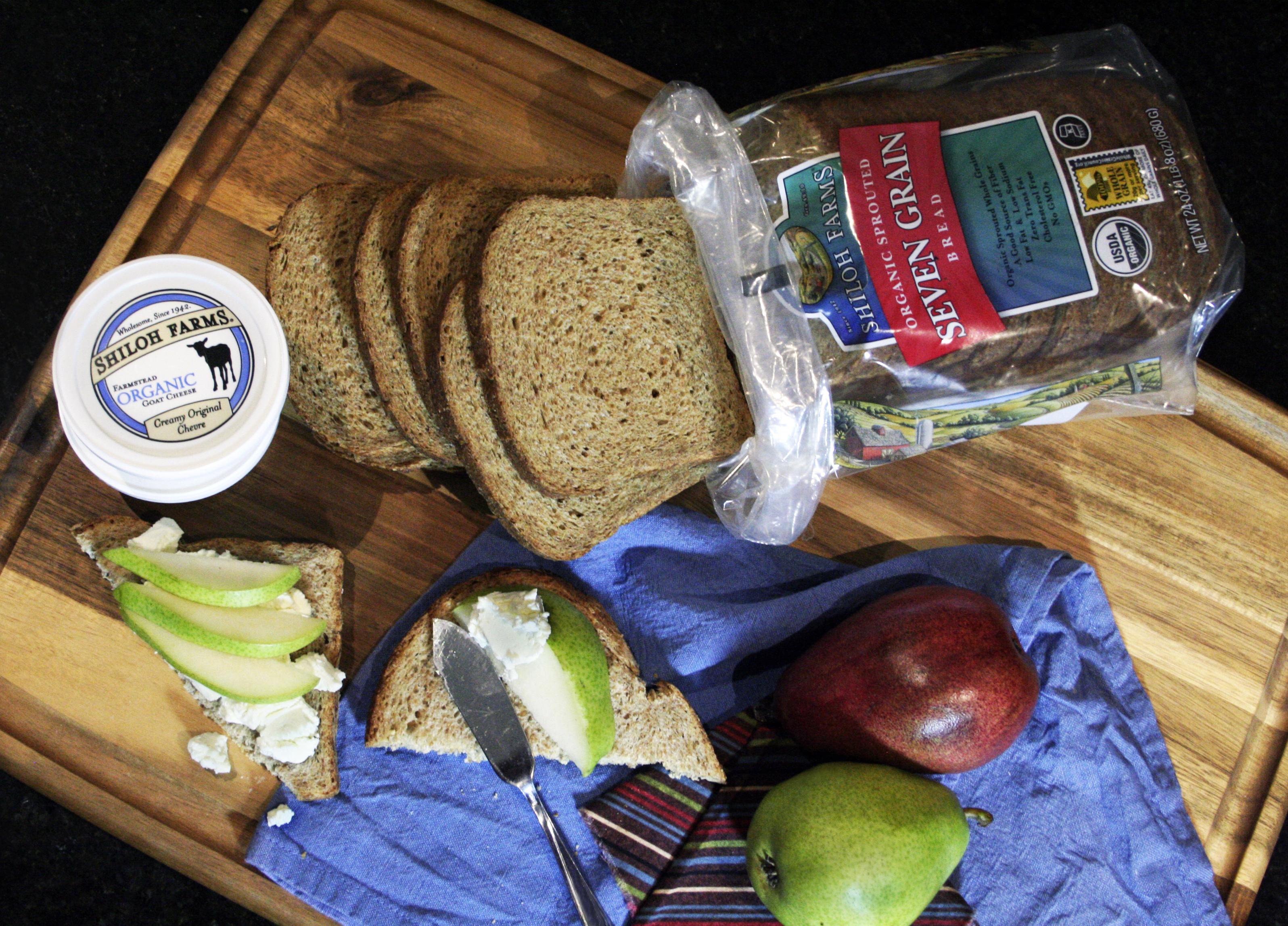 Shiloh Farms Bread & Cheese