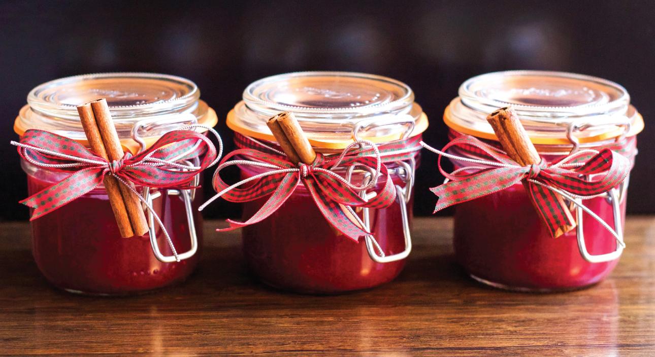 Shiloh Farms Cranberry-Orange Chia Seed Jam