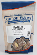 Shiloh Farms Datelet Nut Rolls