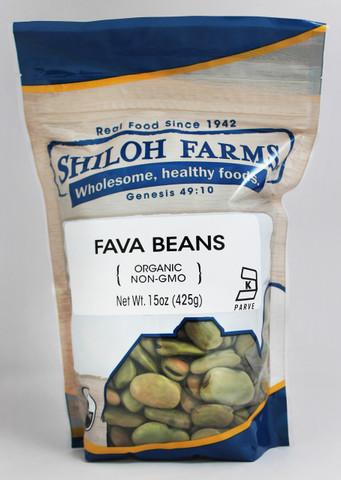 Shiloh Farms Organic Fava Beans
