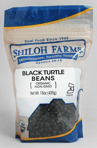 Shiloh Farms Organic Black Turtle Beans