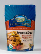 Sprouted Spelt Pancake and Waffle Mix  11.5 oz