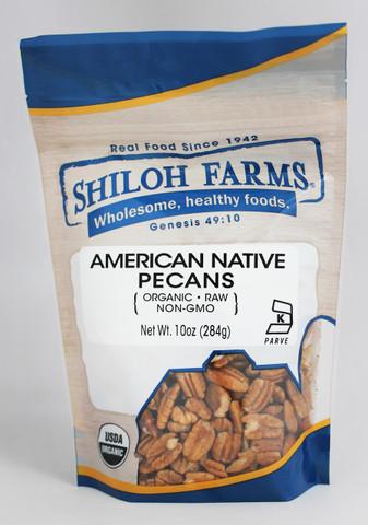 Shiloh Farms Organic American Native Pecans