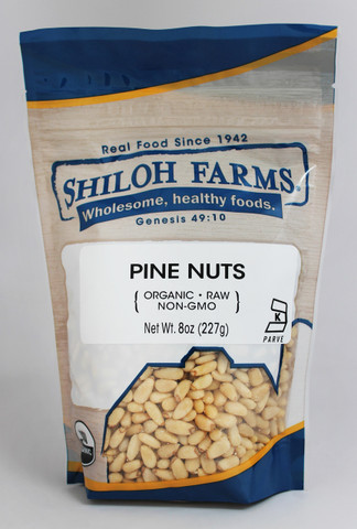 Shiloh Farms Organic Pine Nuts