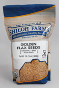 Shiloh Farms Organic Golden Flax Seeds