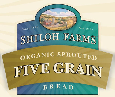Shiloh Farms Sprouted 5 Grain Bread