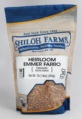 Shiloh Farms Heirloom Organic Emmer Farro