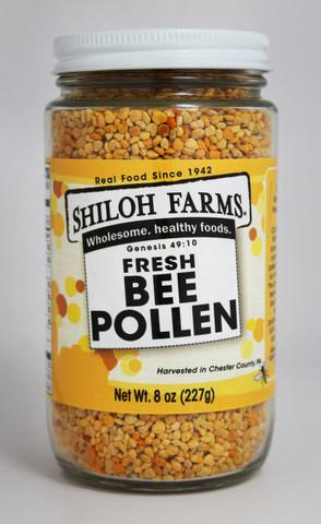 Shiloh Farms Fresh Local Bee Pollen