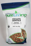 PureLiving Sprouted Lentils