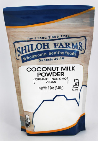 Shiloh Farms Organic Coconut Milk Powder