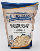 Shiloh Farms Organic Rolled Oats (1lb)