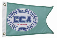 Printed Nylon Custom Burgee