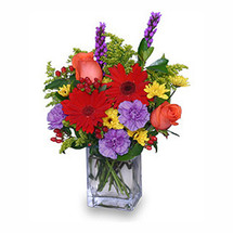 FLORAL TAPESTRY Bouquet of Flowers