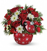 Radko Starry Ornament Bouquet