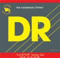 DR Strings Lo-Rider - Stainless Steel Hex Core Bass 40-100, LH-40