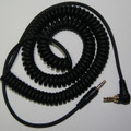 Equation CBL3M-3.5C 3 meter COILED headphone cable