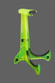Old Dog Road Warrior Guitar Stand - Day Glo Green (ODRW01GRN)