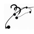 Shure BETA54 Headset Mic