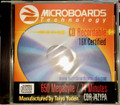 Microboards Taiyo Yuden CDR-74ZYPA CD-R 16X / 74 min / 650 Mb (single pack - jewel case)