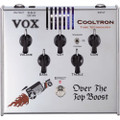 Vox Cooltron Tube-Powered CT04TB Over the Top Treble Boost Pedal