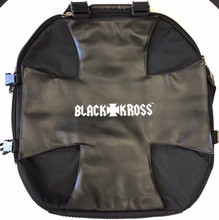 The stylish Black Kross logo is also functional; unclips from top and sides