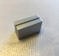 Vestax Fader Knob, PMC37, etc crossfader & line fader - Silver