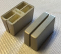 Vestax Fader Knob, PMC50, PMC55A, etc - Gold