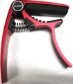 MeIdeal MC20U Capo for Ukulele and other small instruments - metallic red