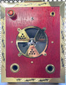 "FunGuy Mojo ""Brick House Red"" Cigar Box Amplifier"