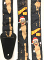 Vintage (but still new) Mr Hanky South Park Guitar Strap The Christmas Poo!