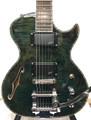 """Grote """"Jade"""" Semi-Hollow Electric Guitar"""